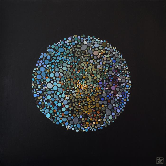 Discover Original Art by Tomo Mori | Feelings mixed media artwork | Art for Sale Online at UGallery