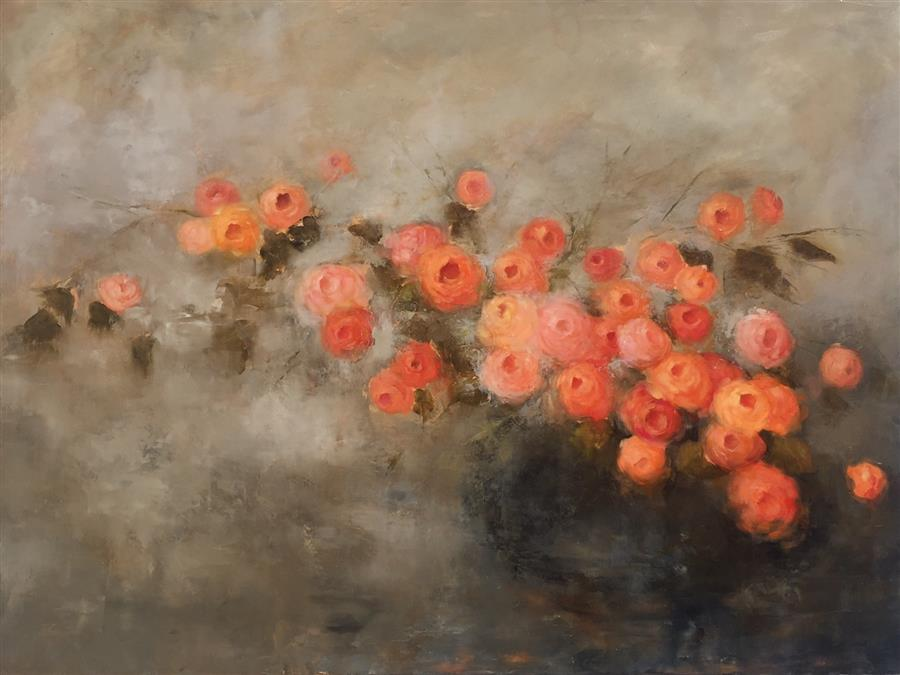 Discover Original Art by Faith Taylor   Lust oil painting   Art for Sale Online at UGallery