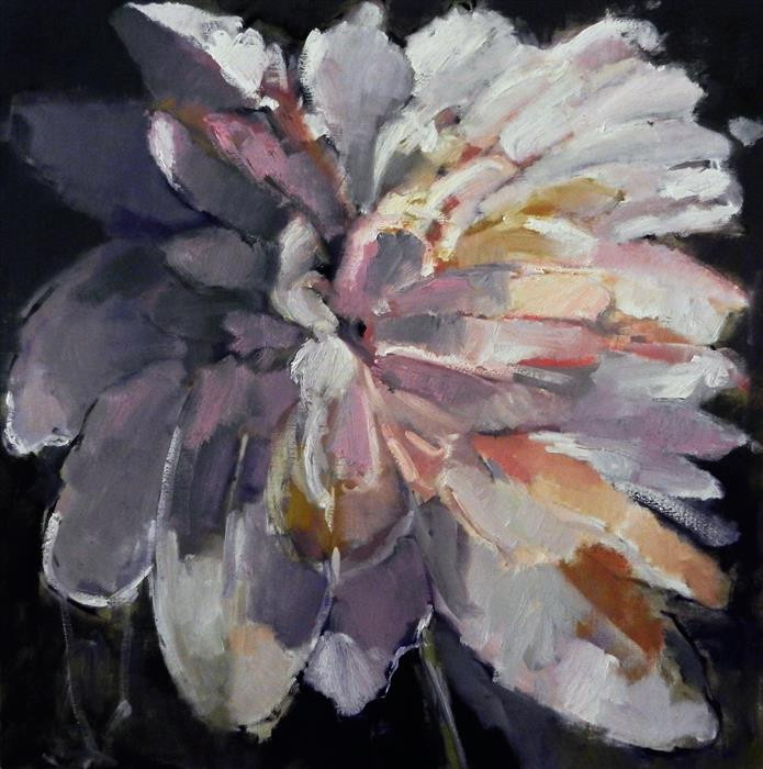 Discover Original Art by Mary Pratt | Fleur Grande oil painting | Art for Sale Online at UGallery