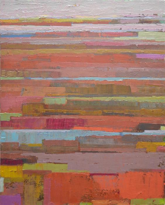 Discover Original Art by Srinivas Kathoju | The Marshlands oil painting | Art for Sale Online at UGallery