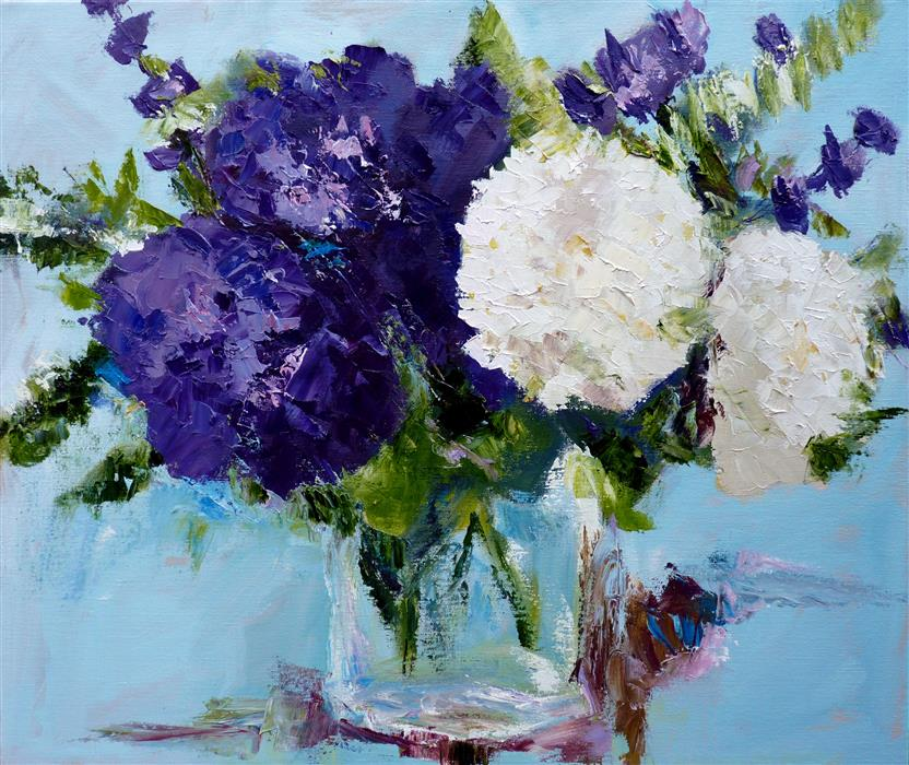 Discover Original Art by Judy Mackey | Harmony, Harmony oil painting | Art for Sale Online at UGallery