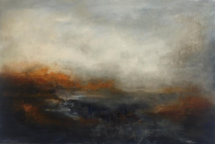 Discover Original Art by Faith Taylor | Emotional Rescue oil painting | Art for Sale Online at UGallery