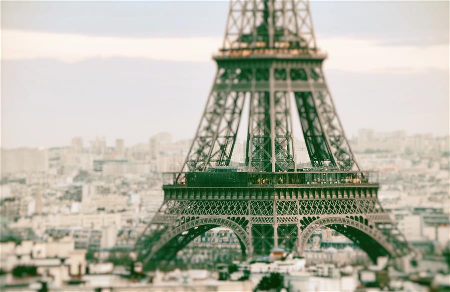 Discover Original Art by Carina Okula | Eiffel Tower photography | Art for Sale Online at UGallery