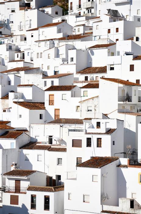 Discover Original Art by Carina Okula | Los Pueblos Blancos photography | Art for Sale Online at UGallery