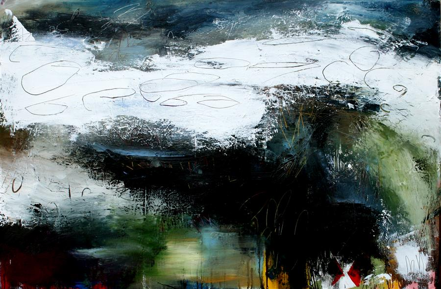 Discover Original Art by Scott Dykema   Ascending Beyond  mixed media artwork   Art for Sale Online at UGallery
