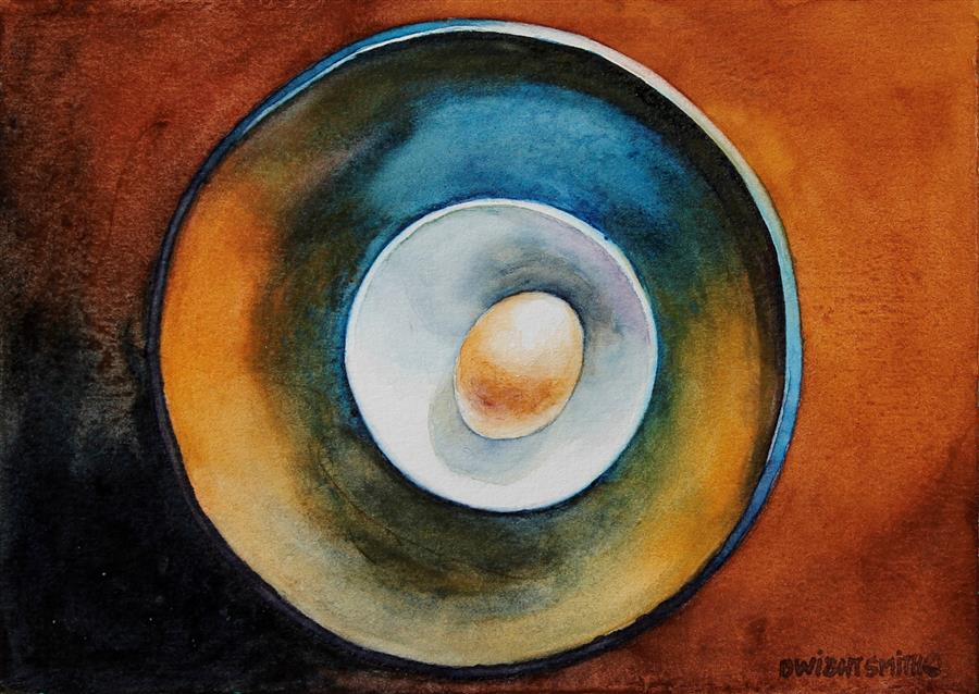 Discover Original Art by Dwight Smith | Hope watercolor painting | Art for Sale Online at UGallery