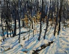 Landscape art,Nature art,Realism art,Representational art,oil painting,Promises to Keep