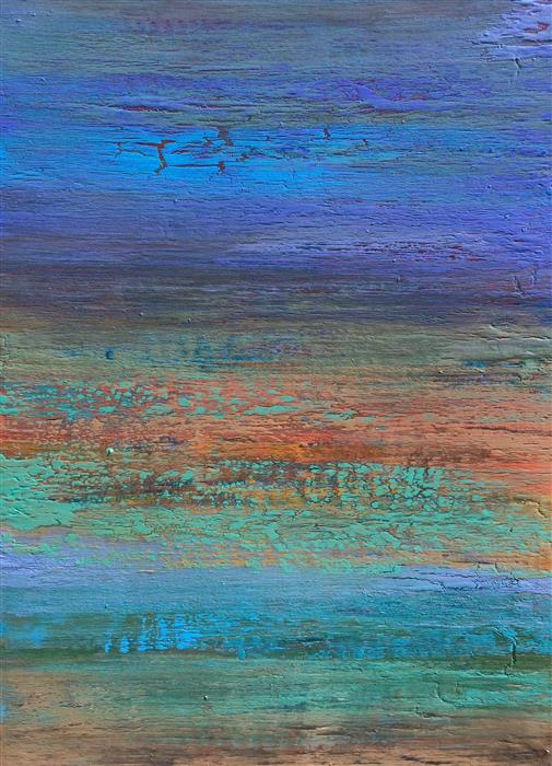Discover Original Art by Alicia Dunn | A Settling Place acrylic painting | Art for Sale Online at UGallery
