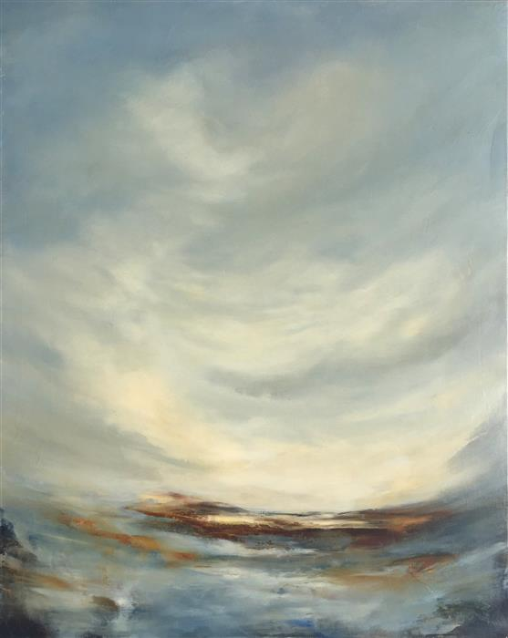 Discover Original Art by Faith Taylor | Restless oil painting | Art for Sale Online at UGallery