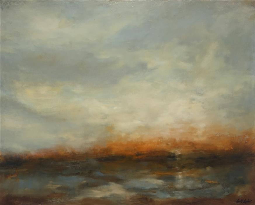 Discover Original Art by Faith Taylor | Early Spring oil painting | Art for Sale Online at UGallery