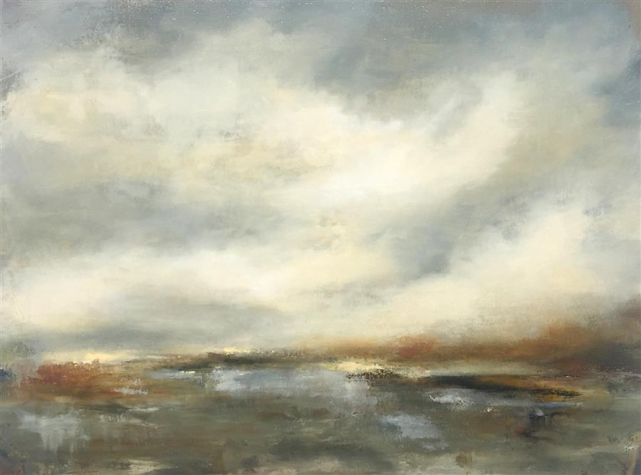 Discover Original Art by Faith Taylor   Room to Breathe oil painting   Art for Sale Online at UGallery