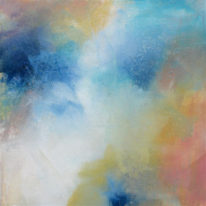 Discover Original Art by Karen Hale | Midsummer acrylic painting | Art for Sale Online at UGallery