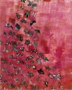 Original art for sale at UGallery.com | Butterfly Away by Fumiko Toda | $950 | printmaking | http://www.ugallery.com/printmaking-butterfly-away